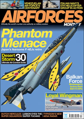 Air Forces Monthly (월간) : 2021년 4월
