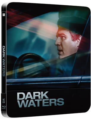 다크 워터스 (1Disc, 한정판 독점 스틸북 쿼터슬립) : 블루레이