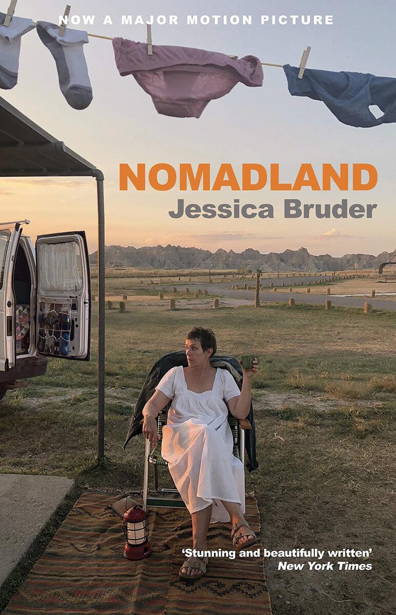 Nomadland 영화 노매드랜드 원작