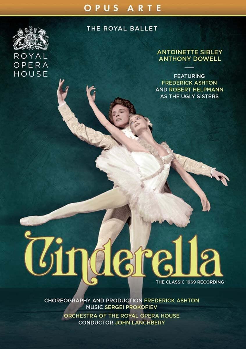 John Lanchbery 프로코피예프: 발레 '신데렐라' (Prokofiev: Royal Ballet 'Cinderella')