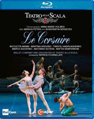 Patrick Fournillier 발레 '해적' (Ballet Company of Teatro alla Scala: Le Corsaire)