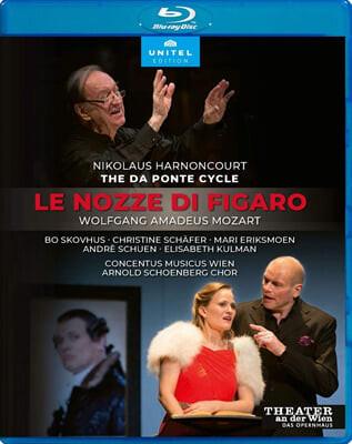 Nikolaus Harnoncourt 모차르트: 오페라 '피가로의 결혼' (Mozart: Le Nozze Di Figaro)