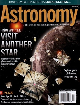 Astronomy (월간) : 2021년 05월