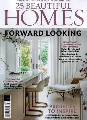 25 Beautiful Homes UK (월간) : 2021년 05월