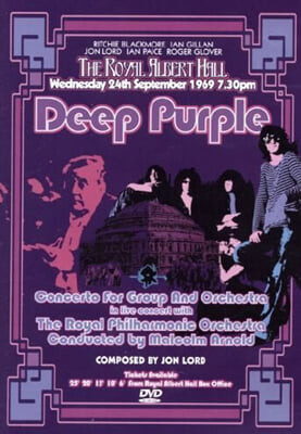 Deep Purple (딥 퍼플) - Concerto for Group And Orchestra