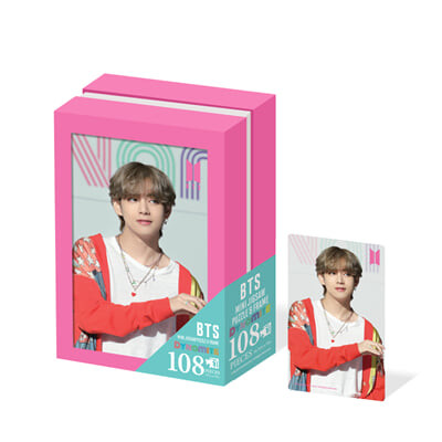 BTS 다이너마이트 액자 직소퍼즐 108피스 뷔