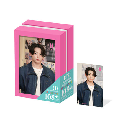 BTS 다이너마이트 액자 직소퍼즐 108피스 정국