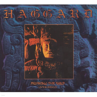 Haggard (해거드) - Awaking The Gods : Live In Mexico