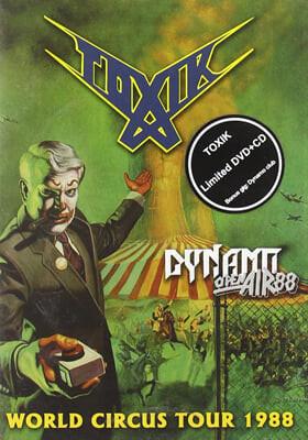 Toxik (토시크) - Dynamo Open Air 1988