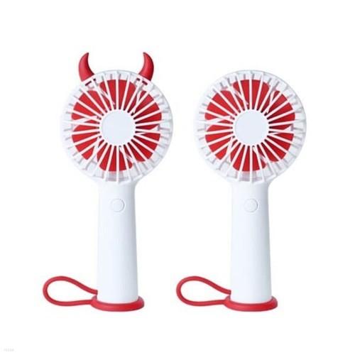 [데빌팬] 미니 휴대용 선풍기 (SM-001/손선풍기)