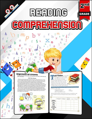 Reading Comprehension for 2nd Grade - Color Edition