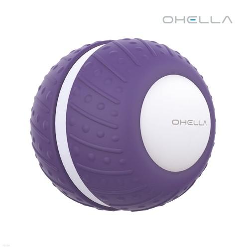 앱코 오엘라 PP03 방울소리 장애물감지 USB충전 고양이 자동 롤링볼