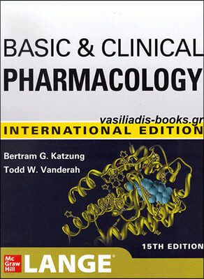 Basic and Clinical Pharmacology, 15/E (IE)