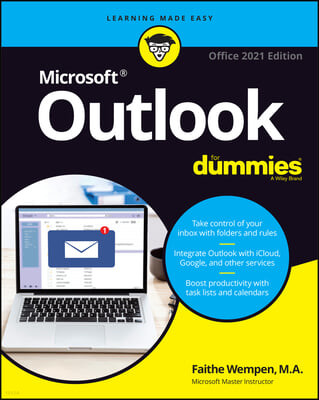 Outlook for Dummies, Office 2021 Edition