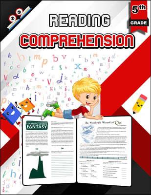 Reading Comprehension for 5th Grade - Color Edition