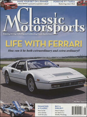 Classic Motorsports (월간) : 2021년 05월