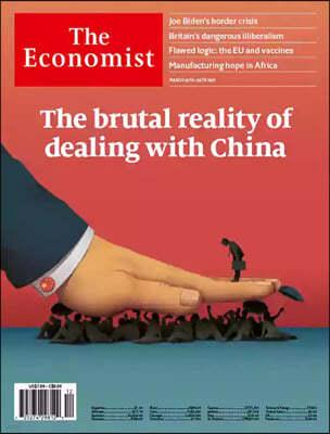 The Economist USA (주간) : 2021년 3월 20일
