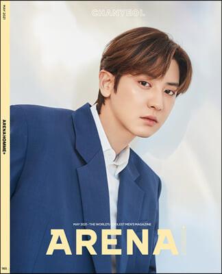 ARENA HOMME+ 아레나 옴므 플러스 A형 (월간) : 5월 [2021]