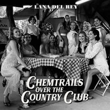 Lana Del Rey (라나 델 레이) - 7집 Chemtrails Over The Country Club [LP]