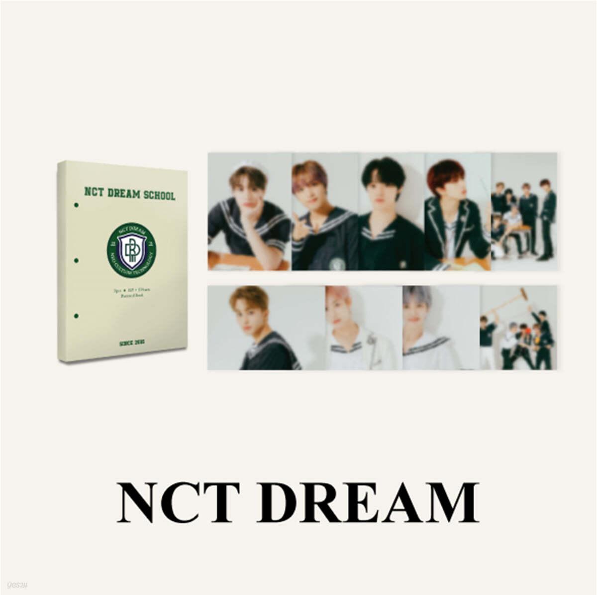 [NCT DREAM] 2021 BSK HARD COVER POSTCARD BOOK