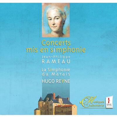 Hugo Reyne 라모: 클라브생 협주곡 (Rameau: Pieces de Clavecin en Concert)
