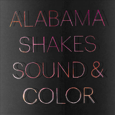Alabama Shakes - Sound & Color (Deluxe Edition)(Red/Black/Pink Colored 2LP)