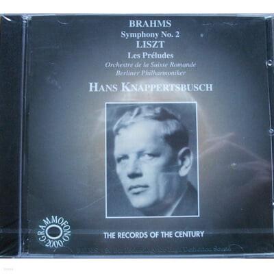Hans Knappertsbusch 브람스: 교향곡 2번 (Brahms: Symphony No.2)