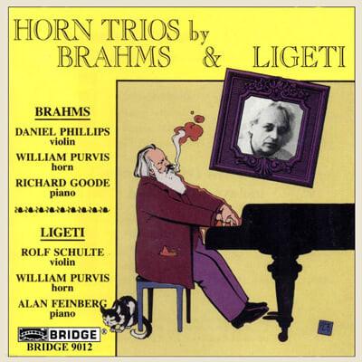 William Purvis 브람스 / 리게티: 호른 삼중주 (Brahms: Horn Trio Op.40 / Ligeti: Trio - Hommage a Brahms)