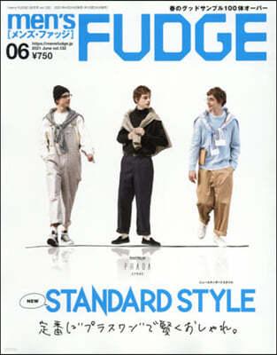 men's FUDGE(メンズファッジ) 2021年6月號