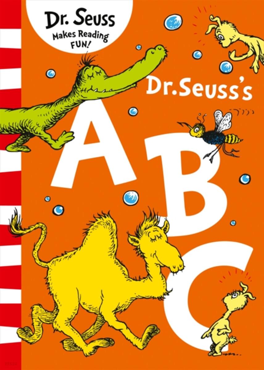 닥터수스 Dr.Seuss Dr. Seuss' ABC