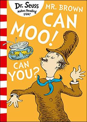 닥터수스 Dr.Seuss Mr. Brown Can Moo! Can You?