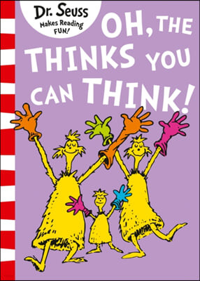 닥터수스 Dr.Seuss Oh, the Thinks You Can Think!
