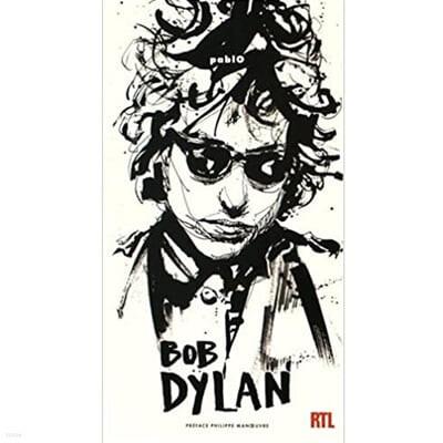 일러스트로 만나는 밥 딜런 (Bob Dylan Illustrated by Pablo)