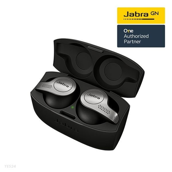 [전용 실리콘 케이스 지급][Jabra]자브라 Elite65t 블루투스 이어폰