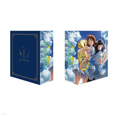울려라! 유포니엄 2기 TV시리즈 VOL.1~7 전권 + 우리말 녹음 + 일본 성우 및 스태프 코멘터리 포함 파이널 에디션 (7Disc, 1~13화) (Final Edition) : 블루레이