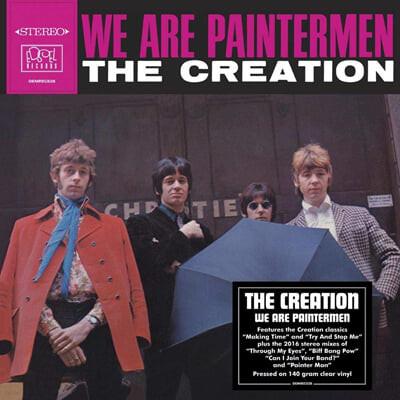The Creation (크리에이션) - We Are Paintermen [투명 컬러 LP]