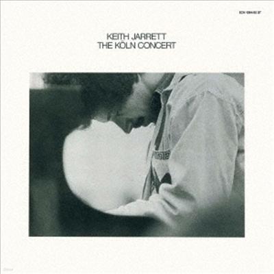 Keith Jarrett - Koln Concert (Ltd, Ed)(Single Layer)(SHM-SACD)(일본반)
