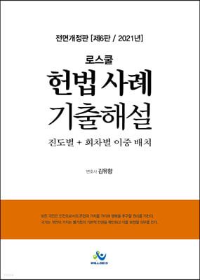 2021 로스쿨 헌법 사례기출해설