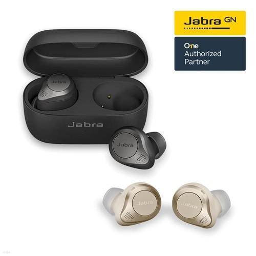 [Jabra]자브라 Elite 85t 블루투스 이어폰/ANC 5단계/노이즈캔슬링/무선충전지원/액티브노이즈캔슬링