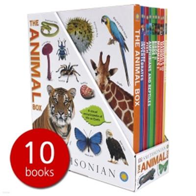 DK 스미소니언 동물사전 10종 박스 세트 DK Smithsonian The Animal Box 10 Books Set