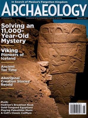 Archaeology (격월간) : 2021년 05월