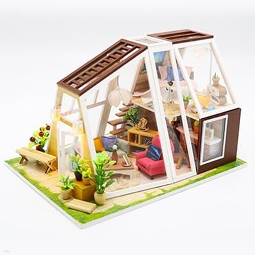 DIY 미니어처 하우스 - 오로라 오두막