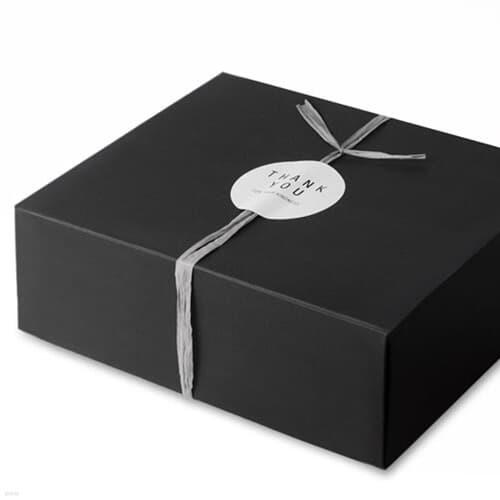 모던 블랙 선물상자-5 (2개)