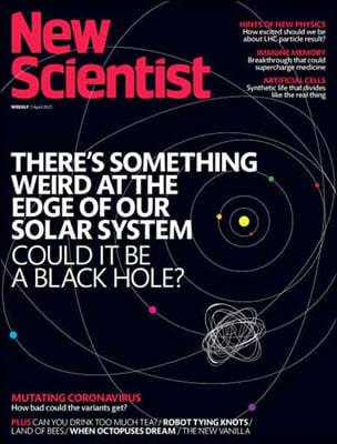 New Scientist (주간) : 2021년 04월 03일