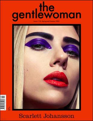 The Gentlewoman (반년간) : 2021년 Spring/Summer No. 23