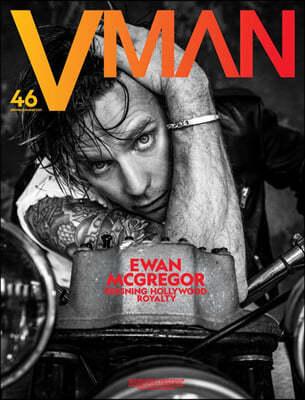 V Man (반간지) : 2021년  Summer  No. 46