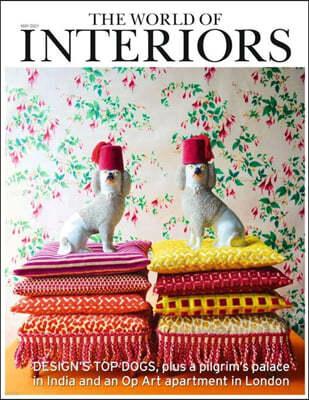 The World of Interiors (월간) : 2021년 05월