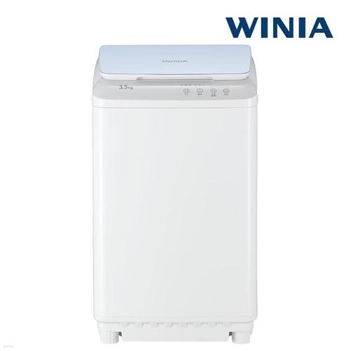 인증 위니아딤채 미니크린세탁기 WMT03BS5D 3.5k...