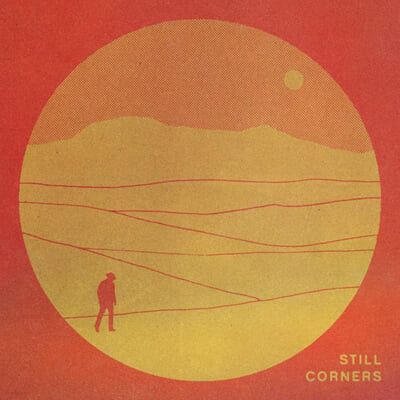 Still Corners (스틸 코너스) - The Last Exit [투명 크리스탈 컬러 LP]