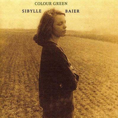 Sibylle Baier (쥐빌레 바이어) - Colour Green